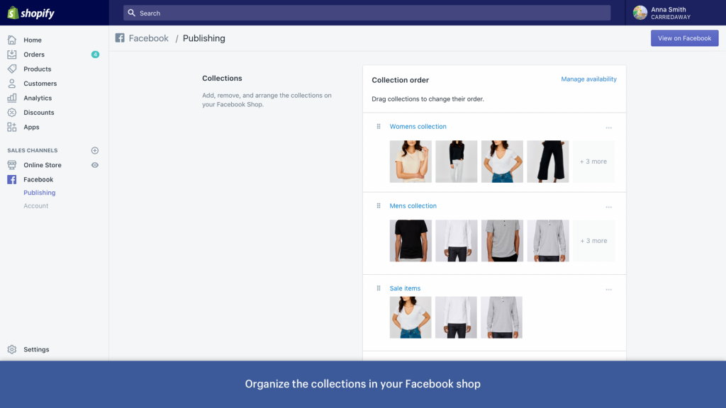 Best Shopify Apps Facebook Store